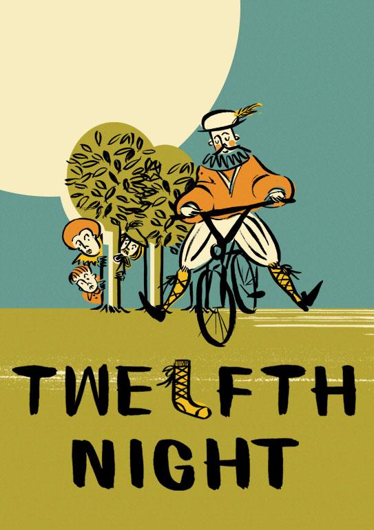 The HandleBards Twelfth Night