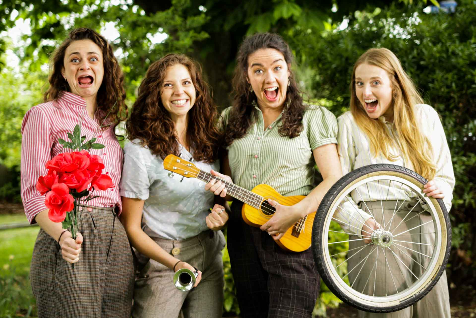 The HandleBards All-Female Shakespeare
