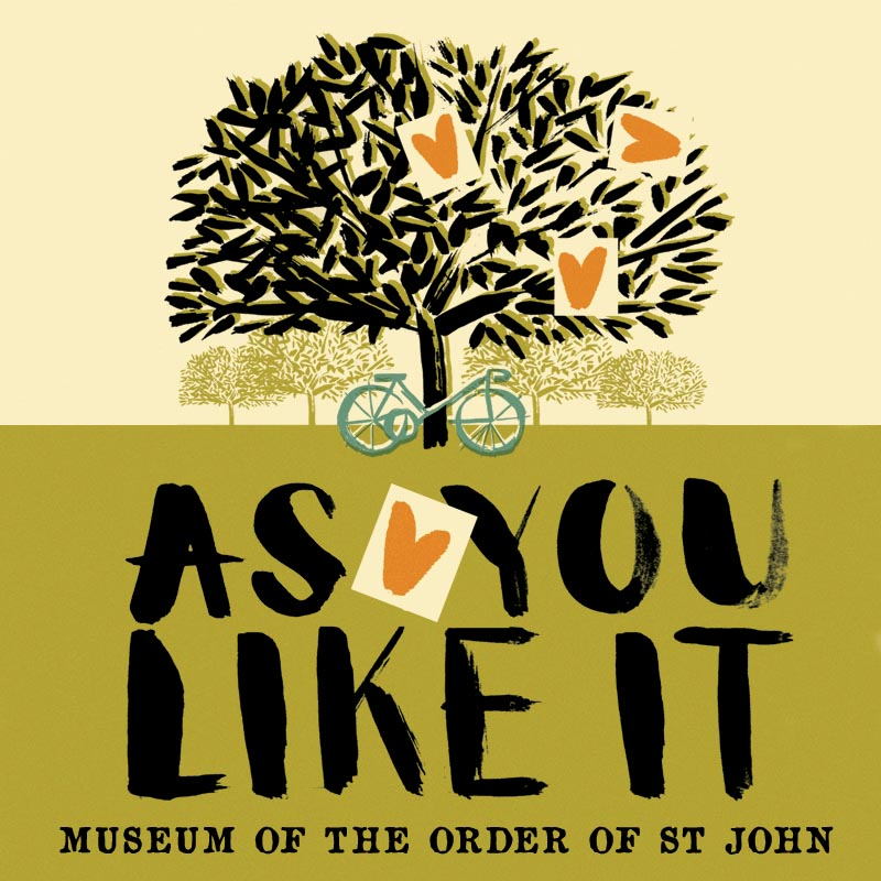 As You Like It - Museum Order St John