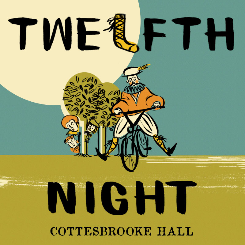 Twelfth Night - Cottesbrooke Hall