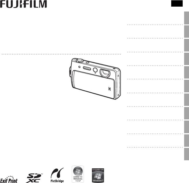 Handleiding Fujifilm FinePix Z110 (117 pagina's)