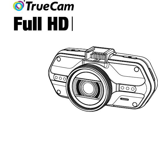 TrueCam A5S handleiding (200 pagina's)