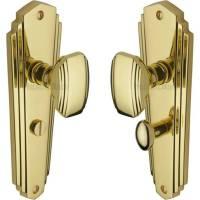 Heritage Brass Charlston Bathroom Set Door Knobs On ...