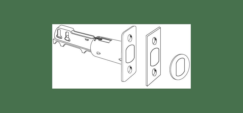 Arrow Series 300 Door Closer Instructions