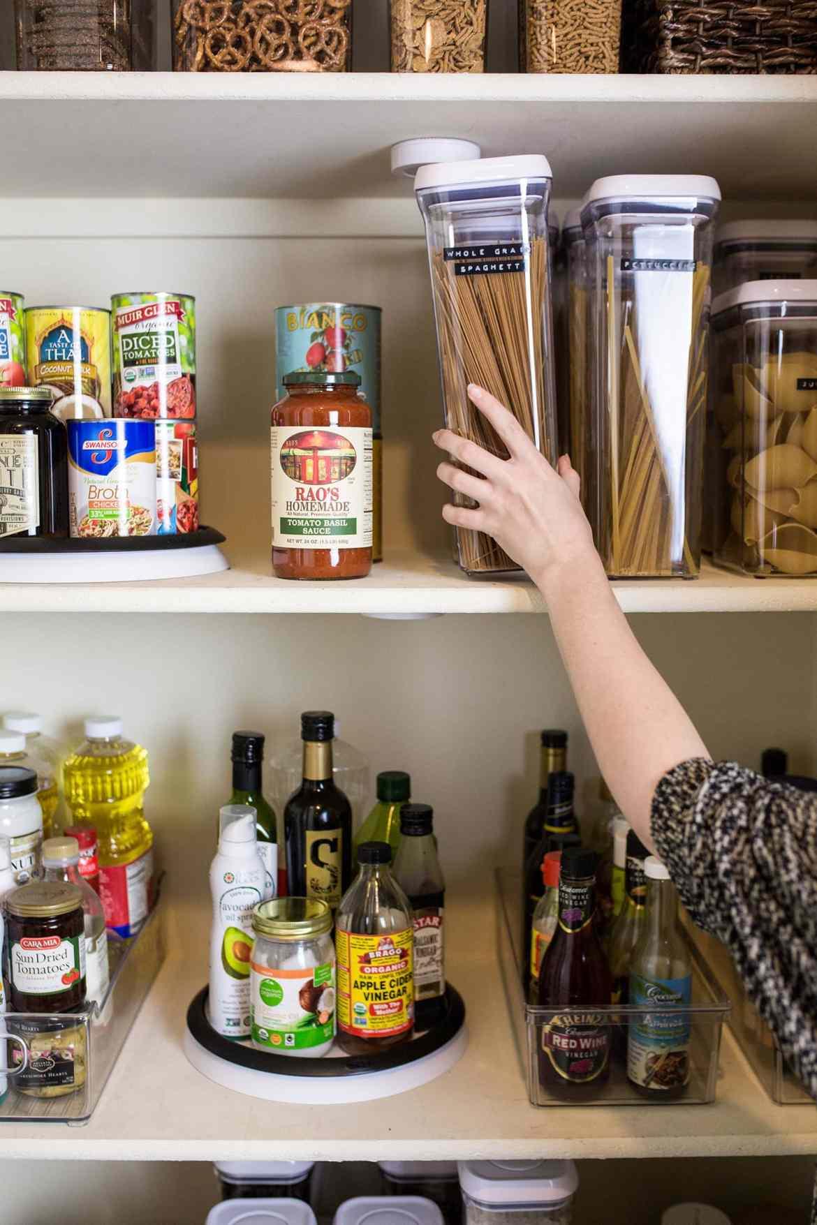 5 Kitchen Pantry Organization Ideas to Optimize Storage ...