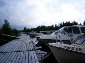 Der Hafen von Täftea