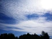 Himmel über Umea