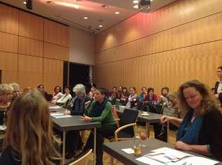 Fachtagung Interkulturalität von Ergotherapie Austria 2013 - Ein letzter Blick ins Plenum
