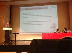 Vortrag Interkulturelles Lernen in der Ergotherapieausbildung - Diskussion und Ausblick