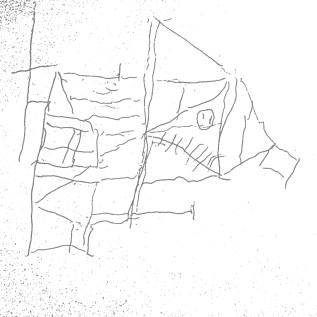 Rey-Osterrieth Complex-Figure-Test Beispiel 1