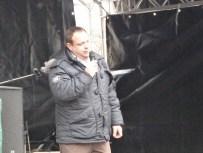David Lopez, Erster Vorsitzender des BvT