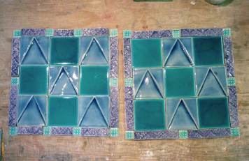 Kitchen tiles-Tile mosaic