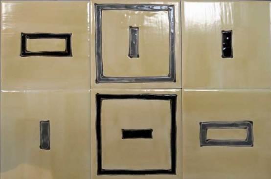 deco squares tiles