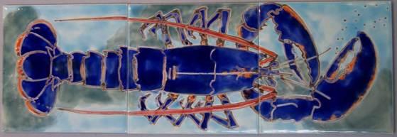 lobster tiles