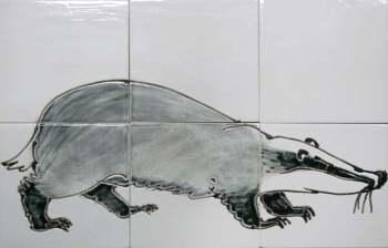 badger tile panel