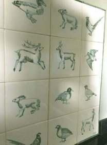 game, animals tiles