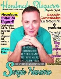 Entrevista al blogger Sergio Navarro