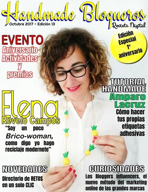 Entrevista a la blogger Elena Revelo del blog Revelo&ideas LowCost