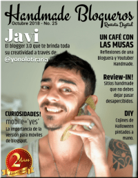 Entrevista al blogger e Instagramer Javi de @yonolotiraria