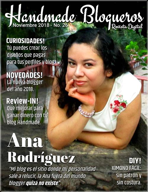Entrevista a la Blogger Ana Rodriguez del blog «El rincón de Ana»