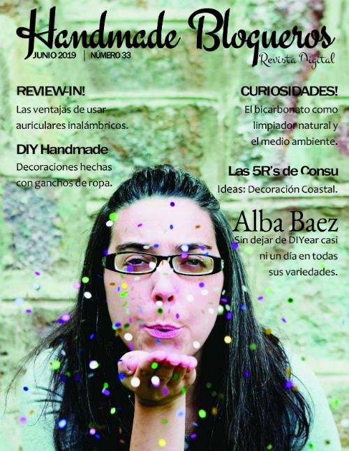 """Entrevista a la blogger Alba Baez del blog Accesorios niña bonita – """"Revista No. 33"""""""