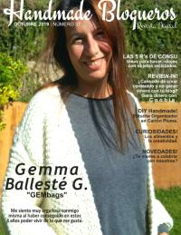 Entrevista a la autora y blogger Gemma Ballesté G. del GEMbags «Revista No. 37»
