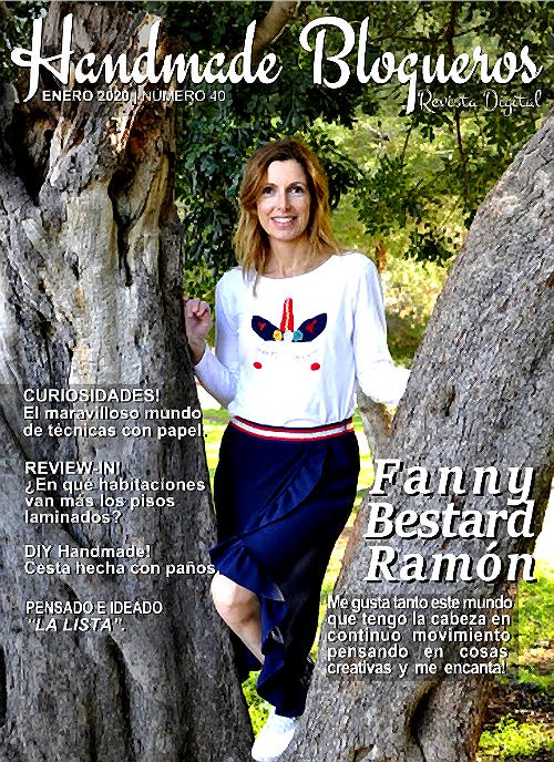 Entrevista a la blogger Fanny Bestard Ramón del blog Between Two «Revista No. 40»