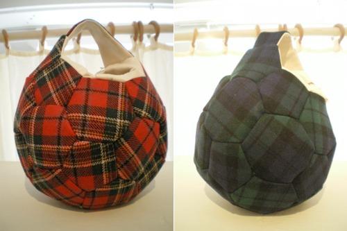 Soccer Ball Bags  Handmade Charlotte