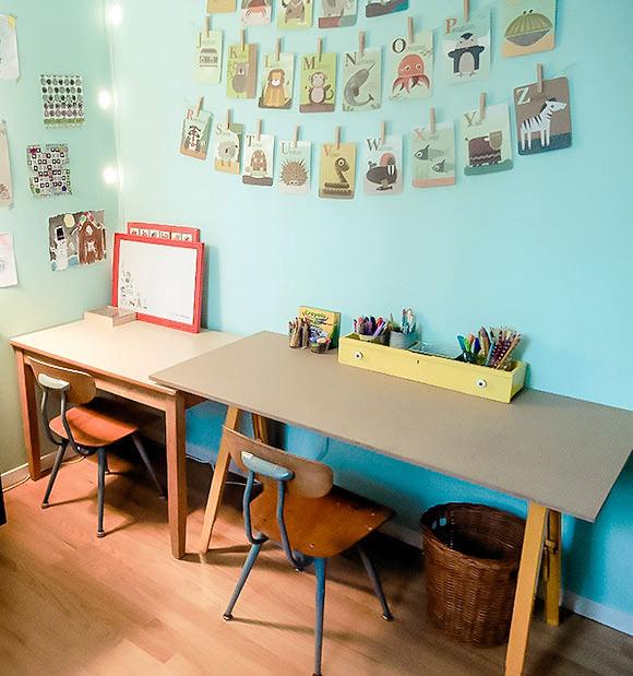 KidFriendly Craft Studio On A Budget  Handmade Charlotte