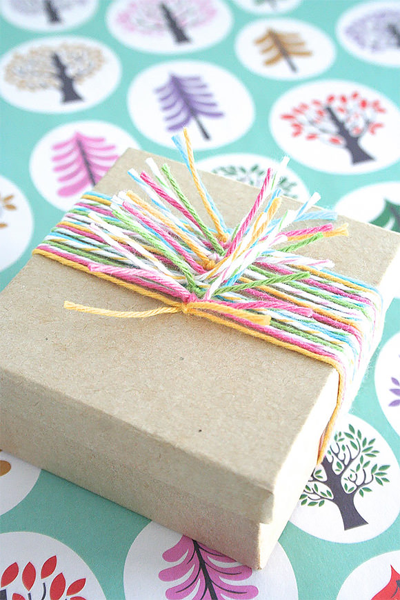 12 clever gift wrapping