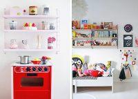 Modern Wall Shelves for Kids | Handmade Charlotte