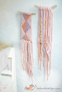 DIY Summer Wall Hangings  Handmade Charlotte