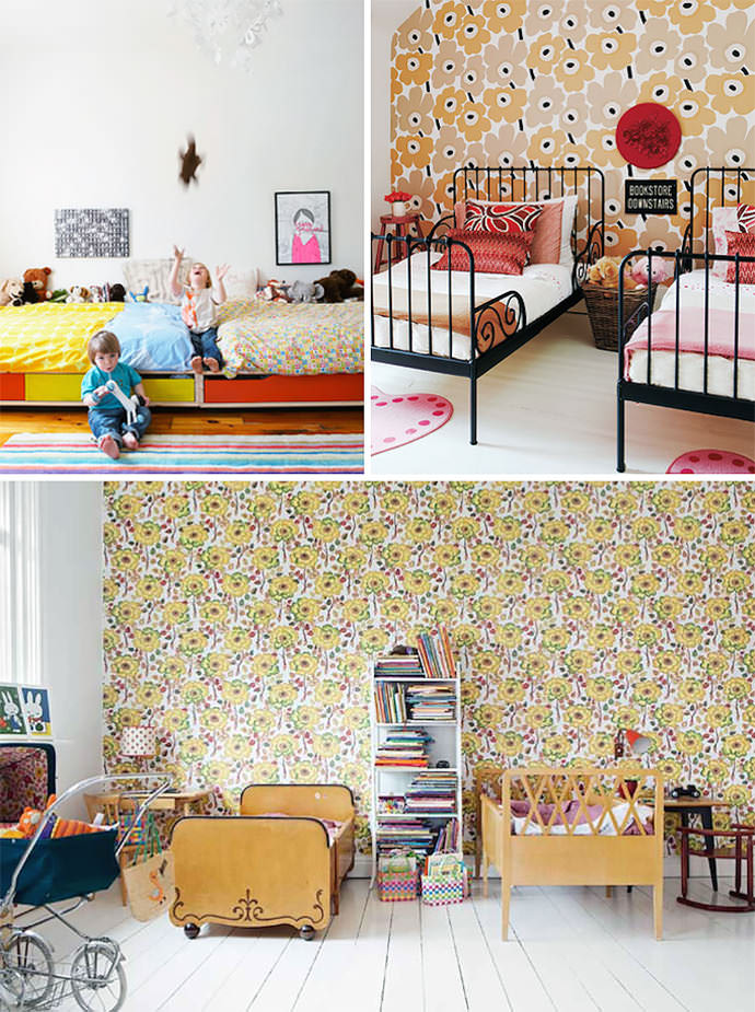 Gorgeous Shared Rooms for Kids  Handmade Charlotte