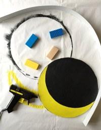 DIY Moon Lamp | Handmade Charlotte
