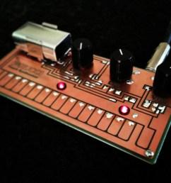 homemade new electronic circuit [ 1440 x 1440 Pixel ]