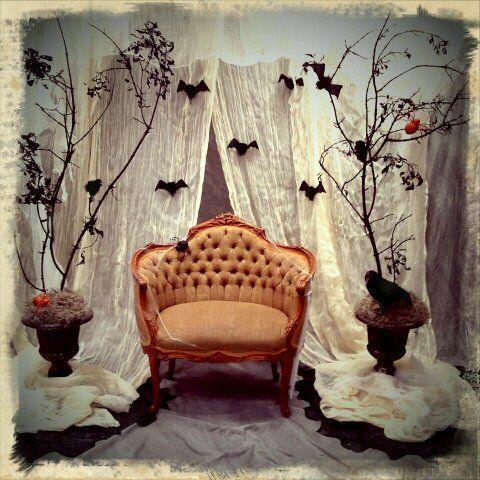 Spooky chair