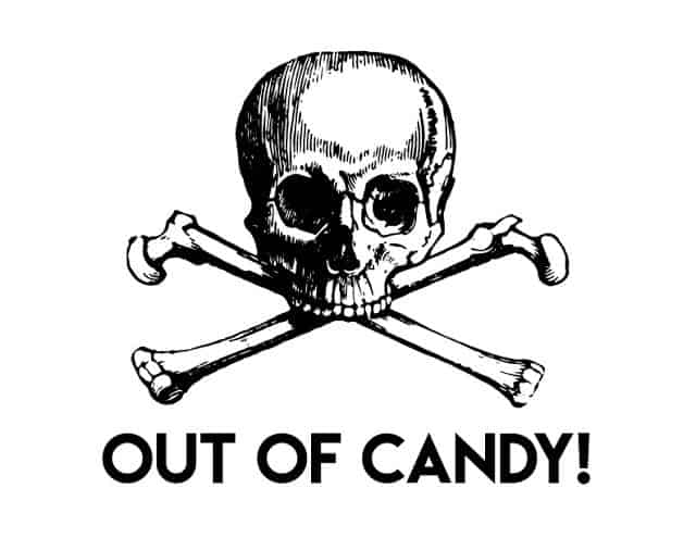 Out of Candy Printables