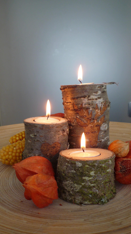 Diy Einen Kerzenst 228 Nder Aus Altholz Bauen Handmade Kultur