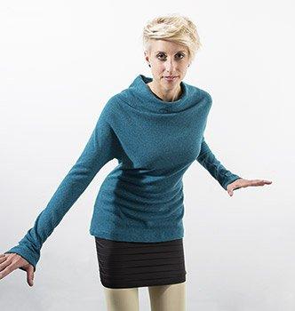 PulloverSchnittmuster und Nhanleitung  Schnittmuster