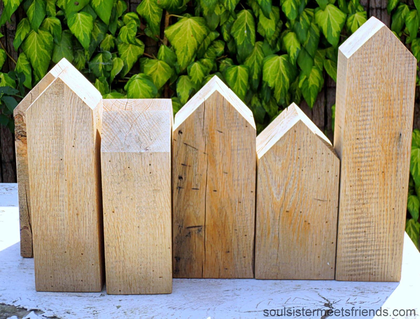 Schn  schlicht Holzhuser  HANDMADE Kultur
