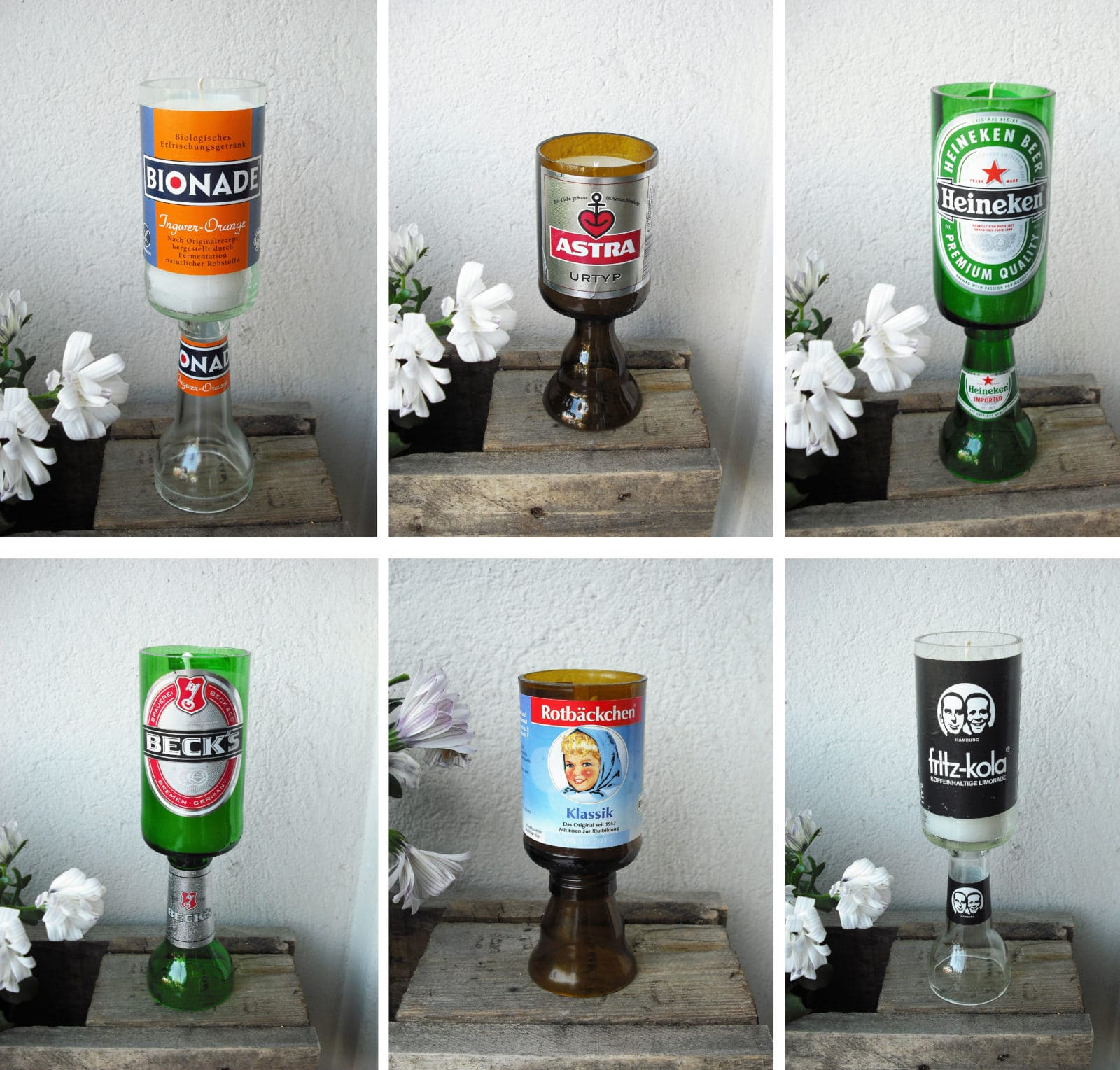 Flasche Mit Erleuchtung