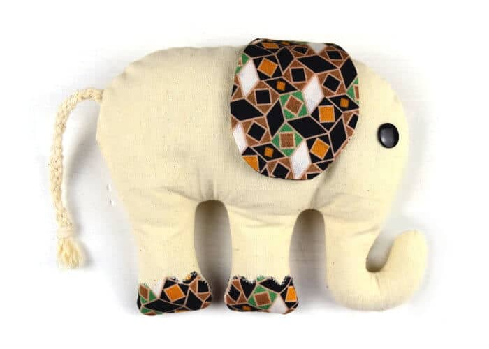 Elefant nhen mit VideoAnleitung  HANDMADE Kultur