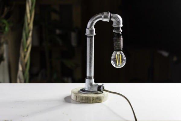 Design Lampe selbst machen  HANDMADE Kultur