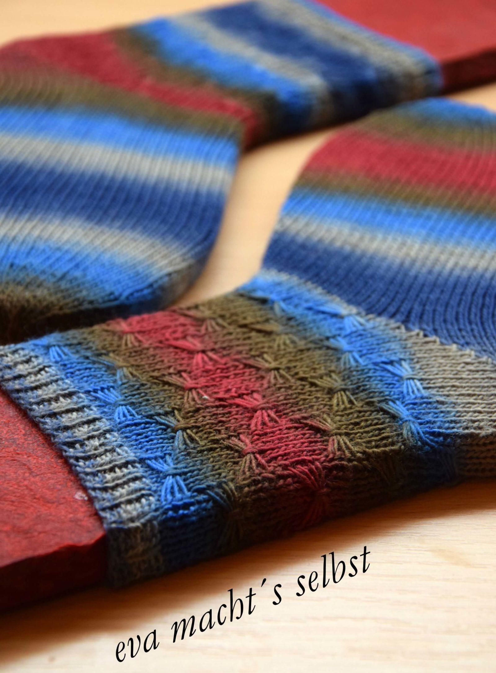 Bienchen Socken  HANDMADE Kultur