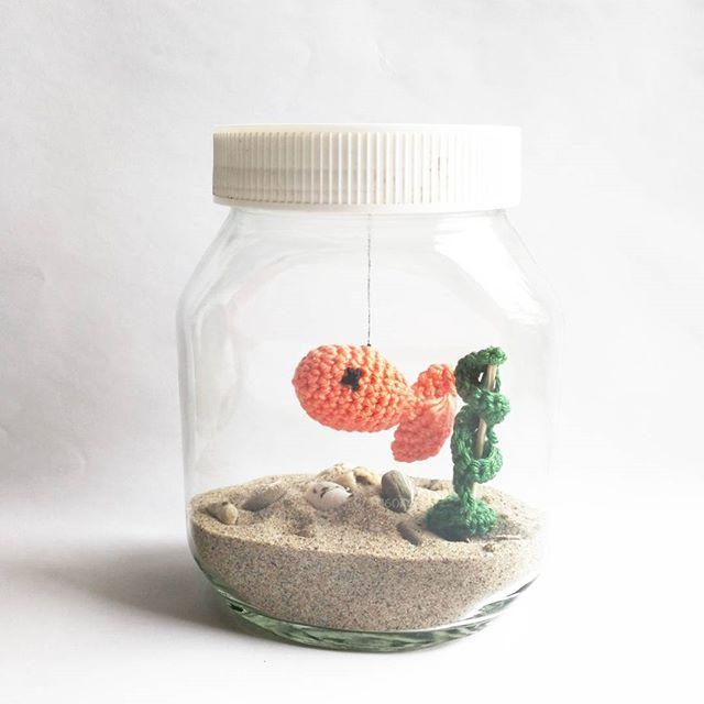 DIY Aquarium fr Faule  HANDMADE Kultur