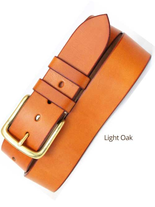 "1¾"" Classic Handmade Leather Belt"