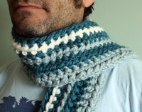 Hot Picks! Men's Handmade Scarves