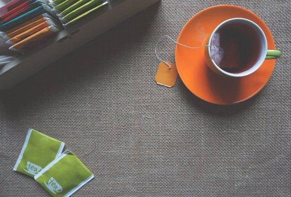 Green tea to make conditioner