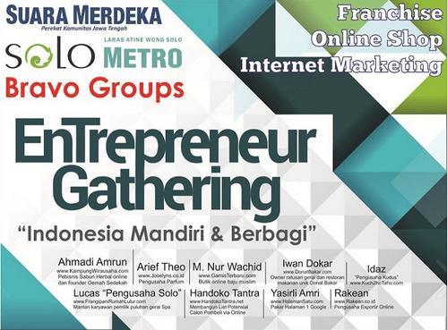 Entrepreneur Gathering Solo Mei 2014
