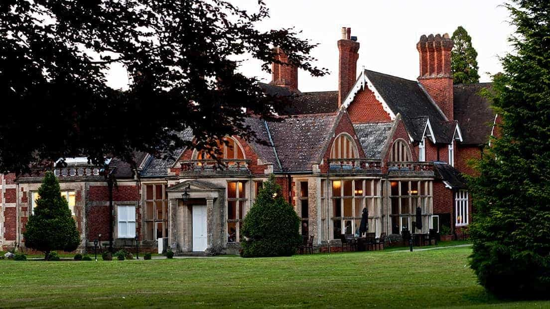 Rhinefield House Book Afternoon Tea In New Forest Hand
